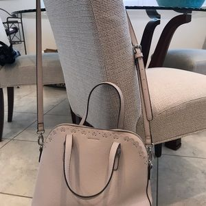 Light Taupe/Nude shoulder Bag